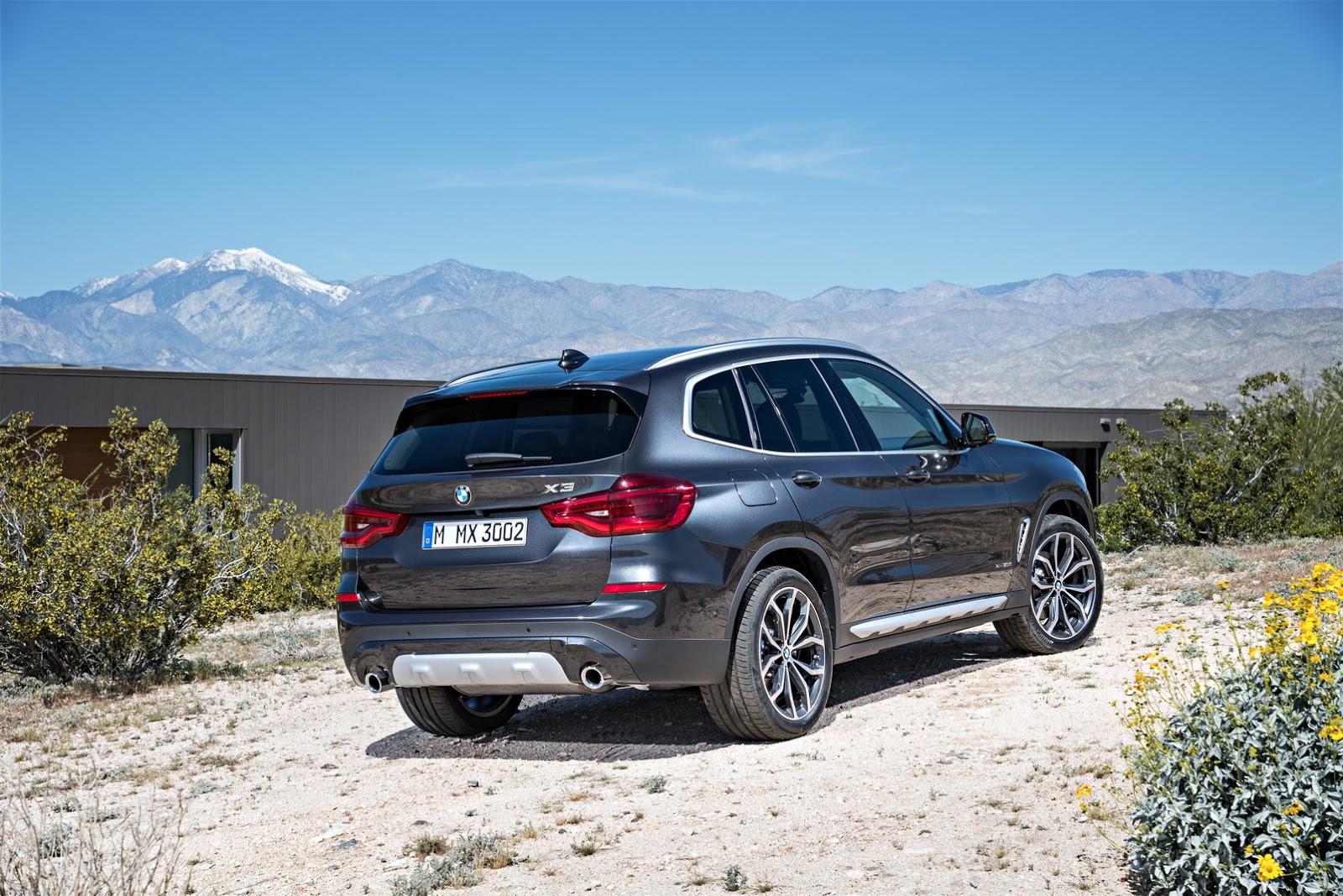 BMW X3 2018 (85)