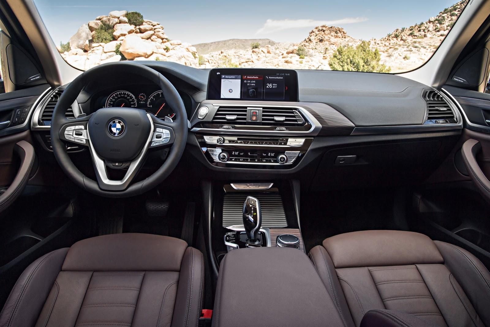 BMW X3 2018 (88)