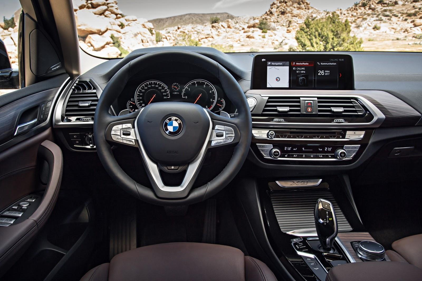 BMW X3 2018 (89)