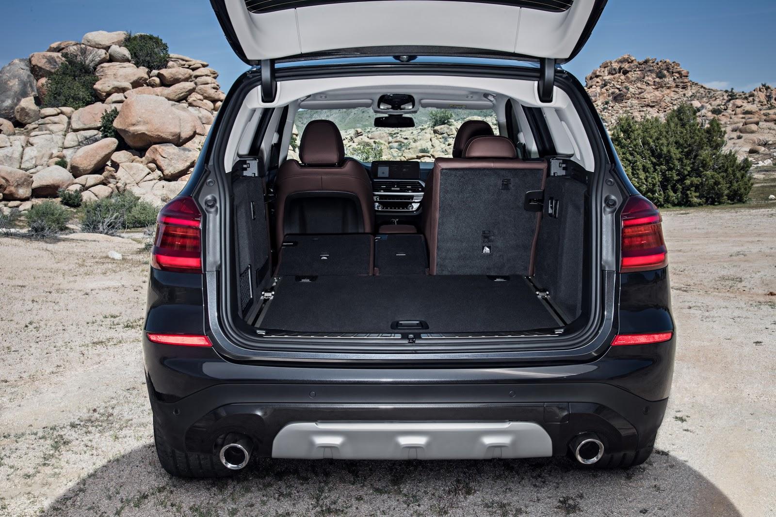 BMW X3 2018 (95)