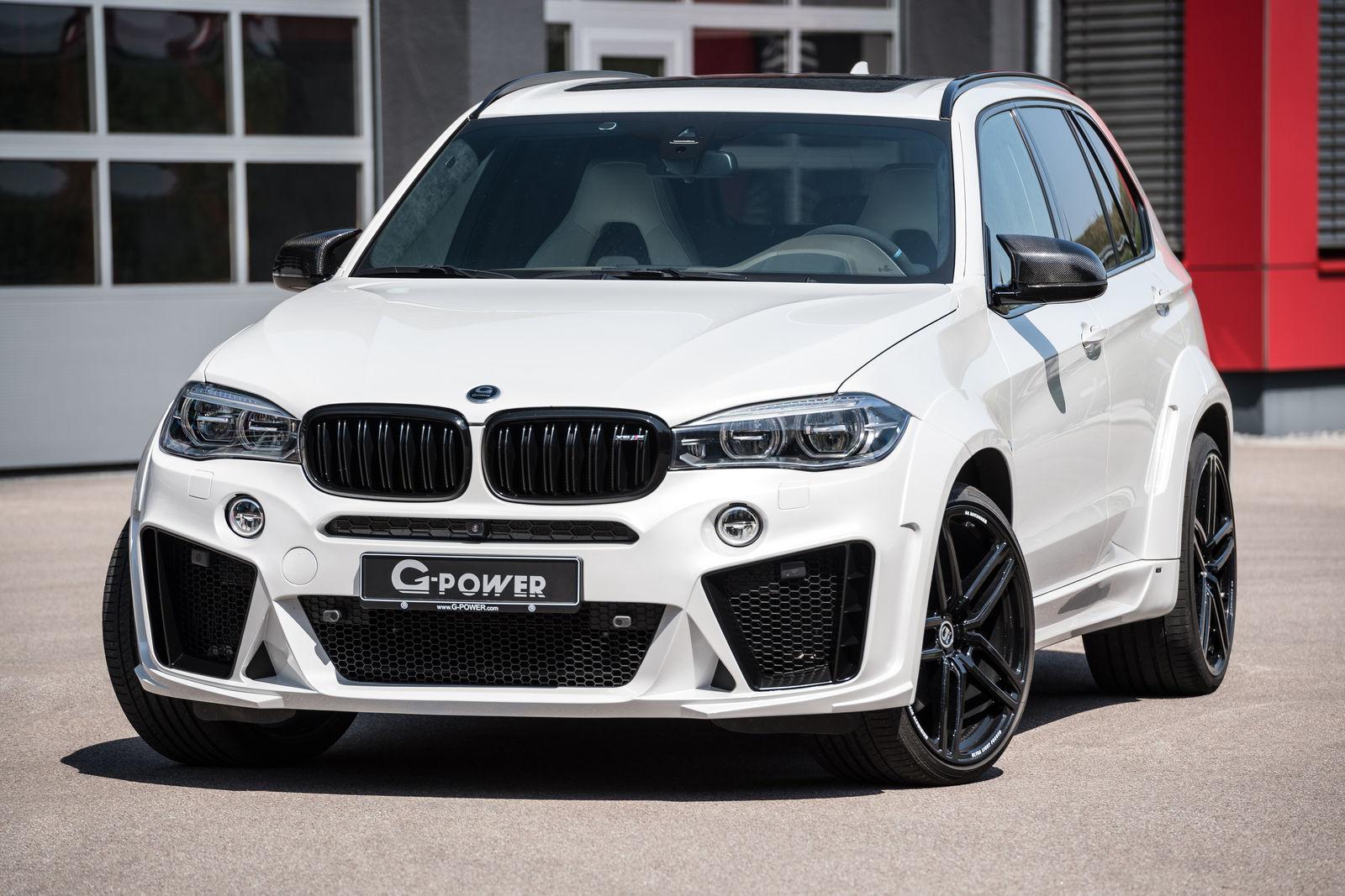 BMW X5 M by G-Powe (1)