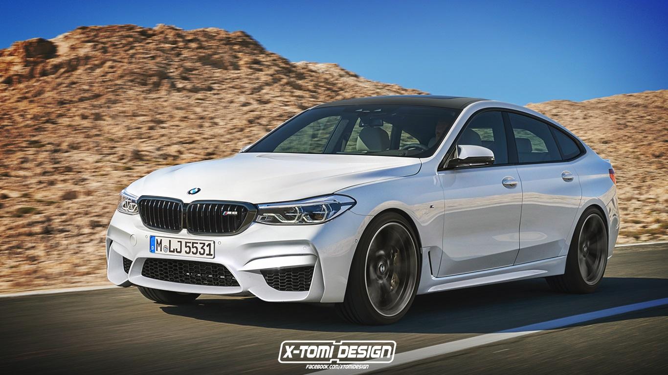 BMW M6 Gran Tourismo2