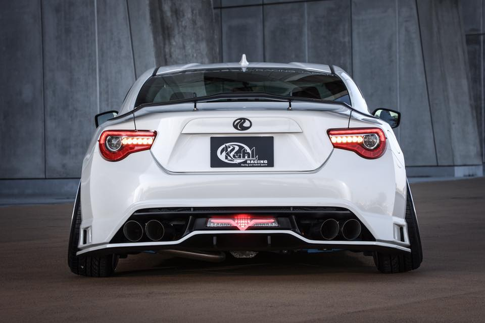 Bodykti for Toyota GT86 by Kuhl Racing (2)