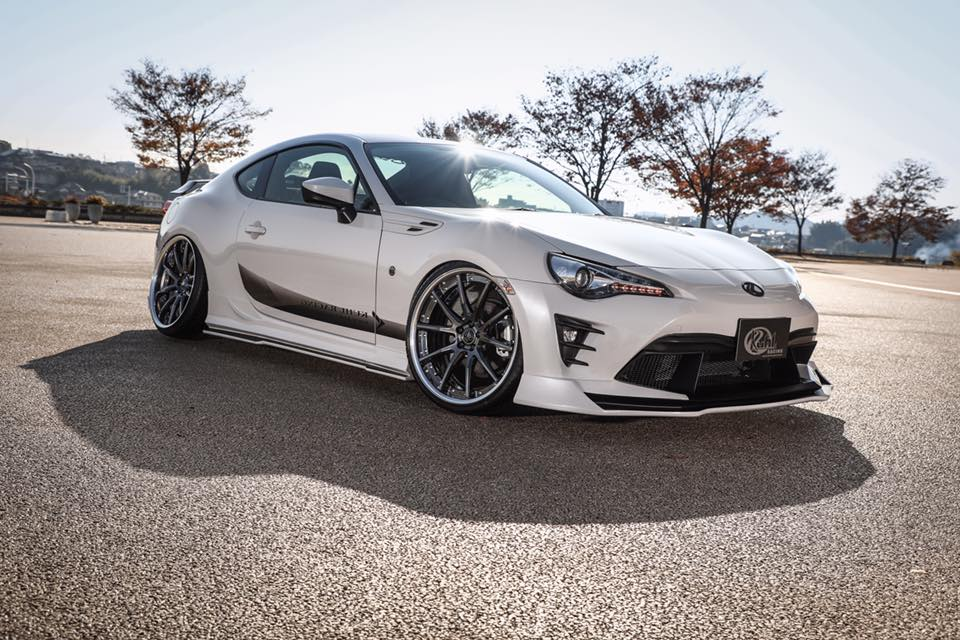 Bodykti for Toyota GT86 by Kuhl Racing (5)