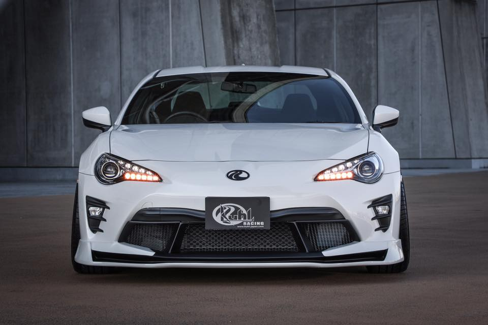 Bodykti for Toyota GT86 by Kuhl Racing (7)