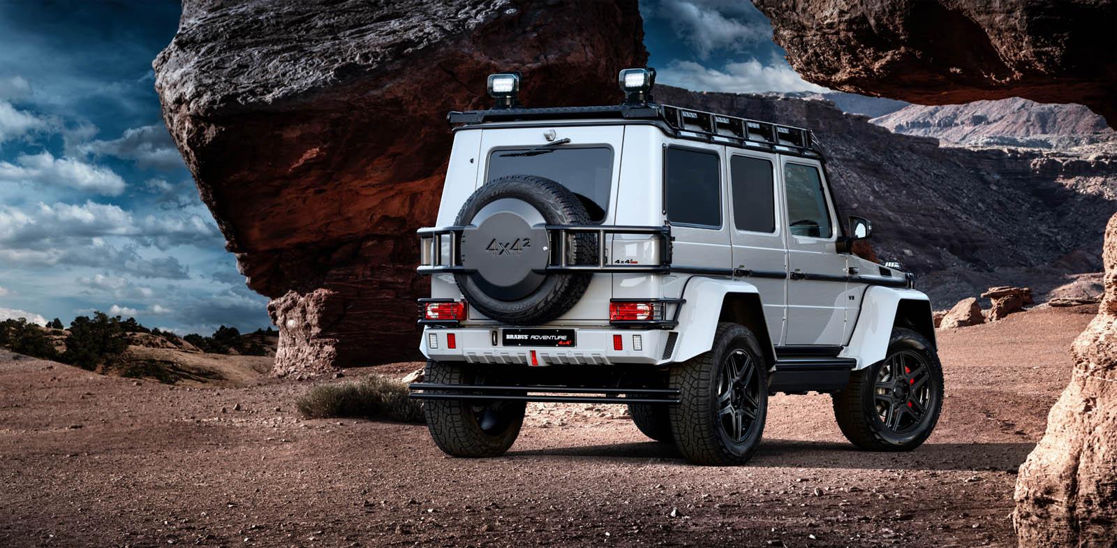 Brabus 550 Adventure (3)