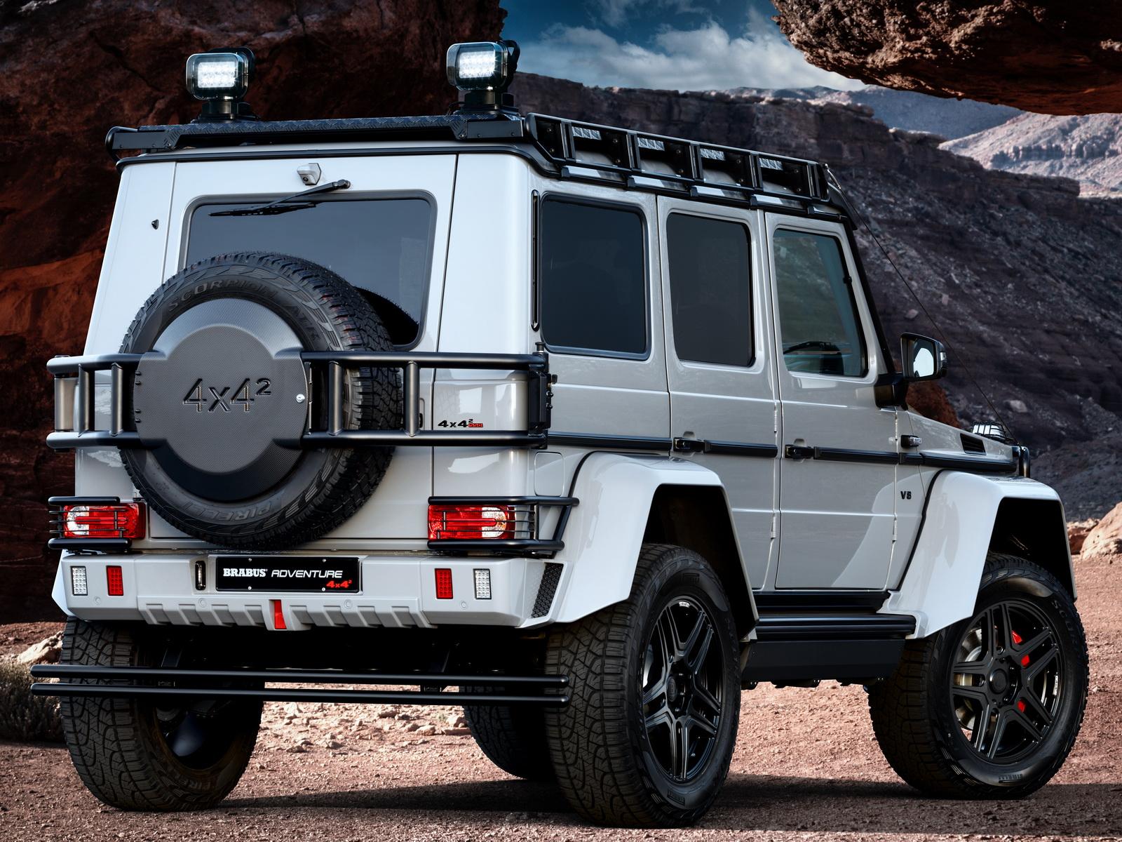 Brabus 550 Adventure (4)