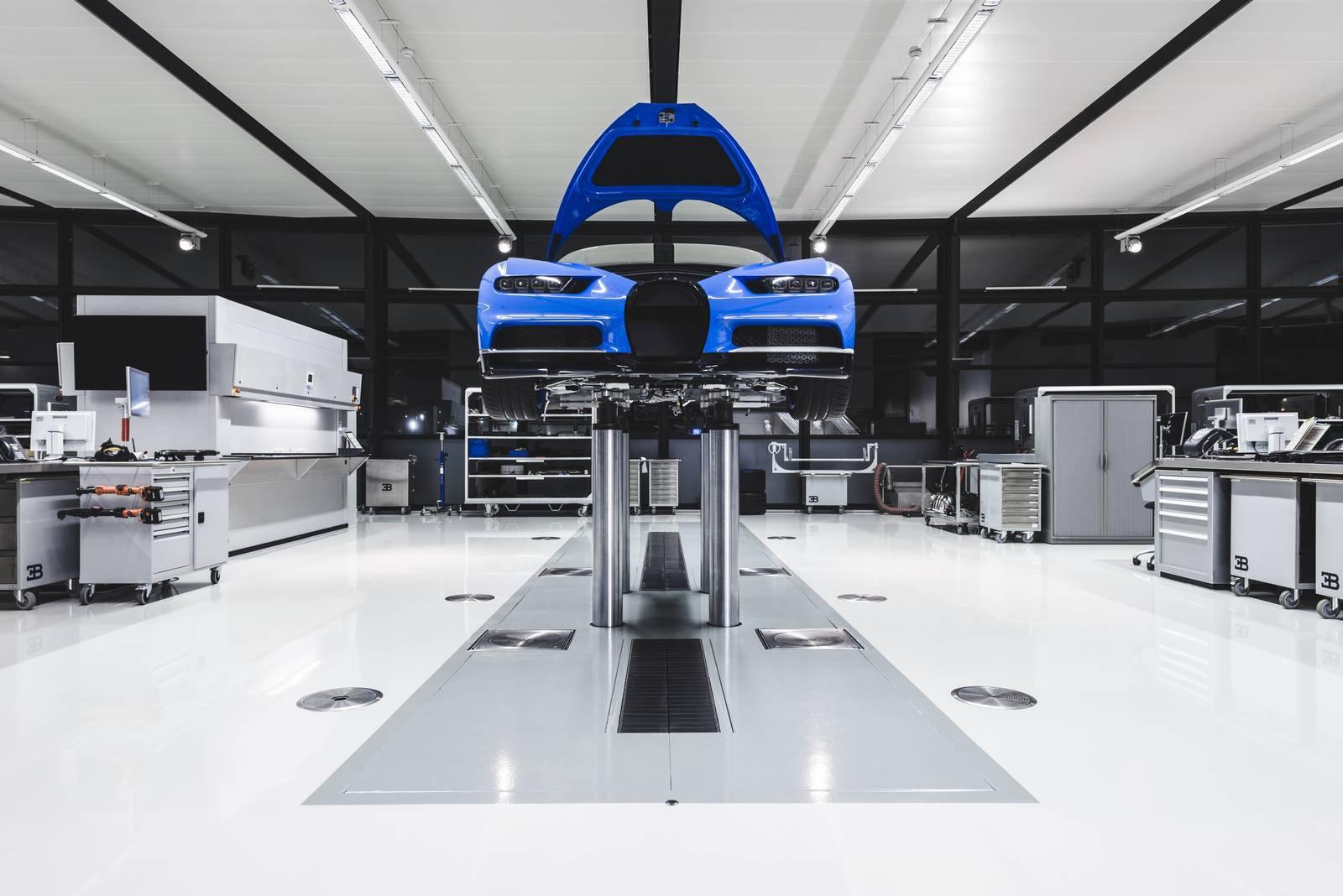 Bugatti Chiron production plant factory (16)
