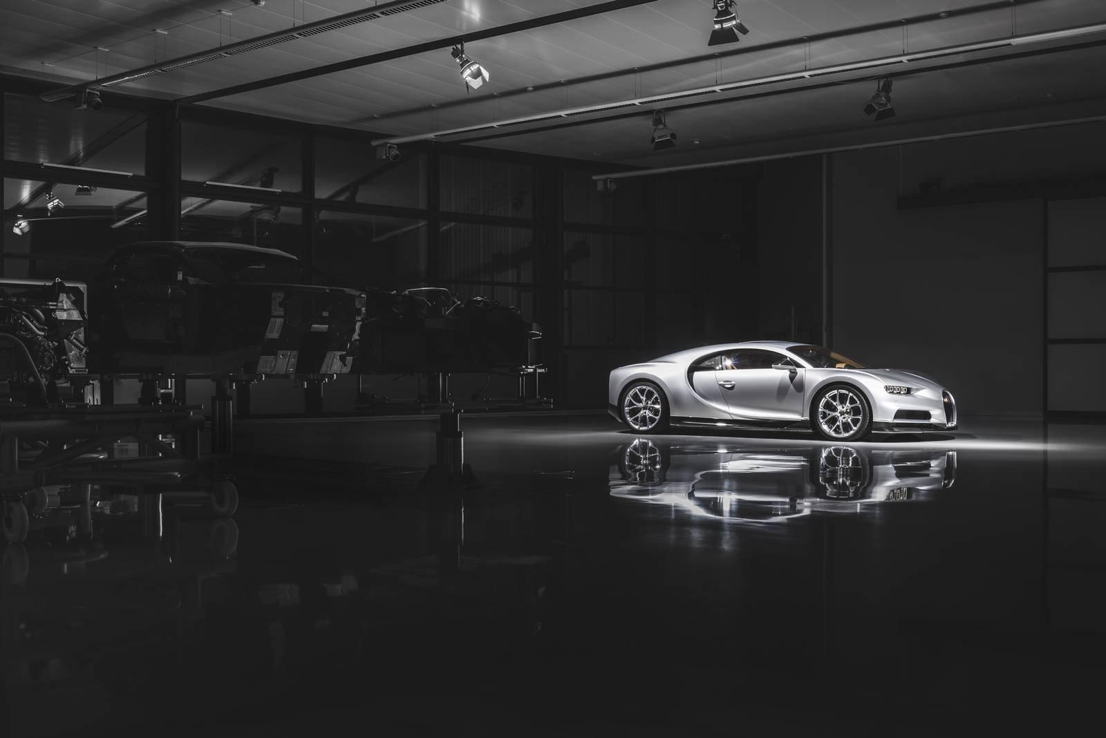 Bugatti Chiron production plant factory (17)