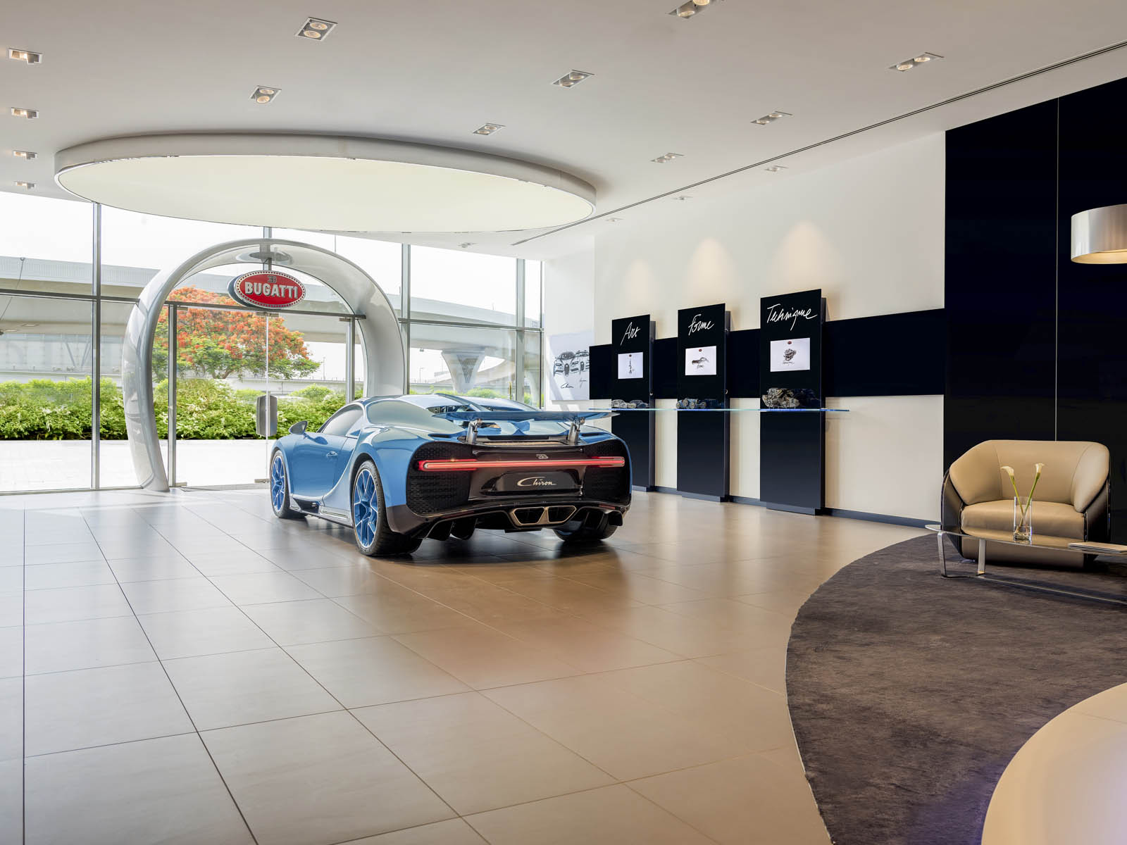 02_Showroom_Bugatti_UAE_Dubai