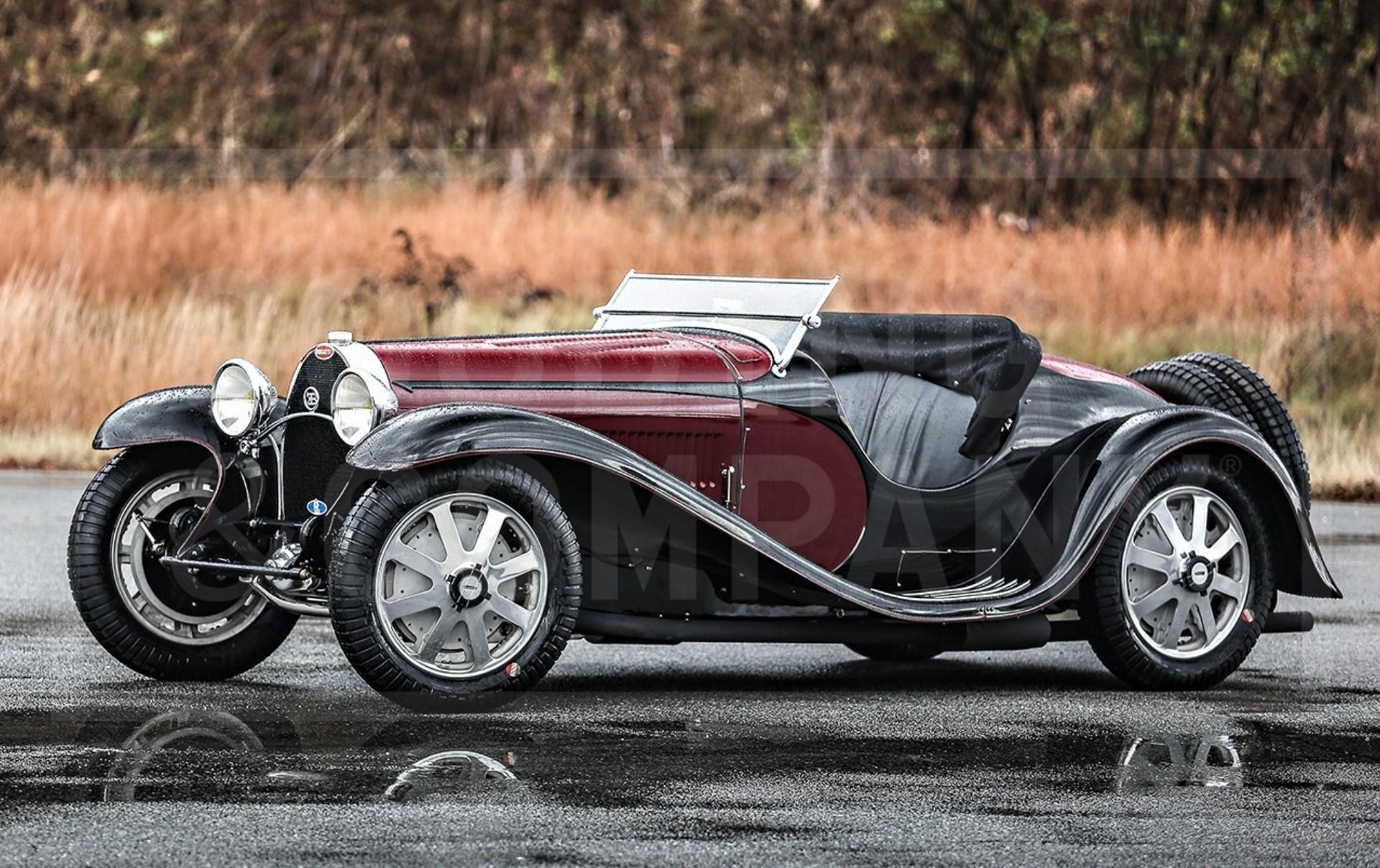 1931 Bugatti Type 55 ford sale (1)