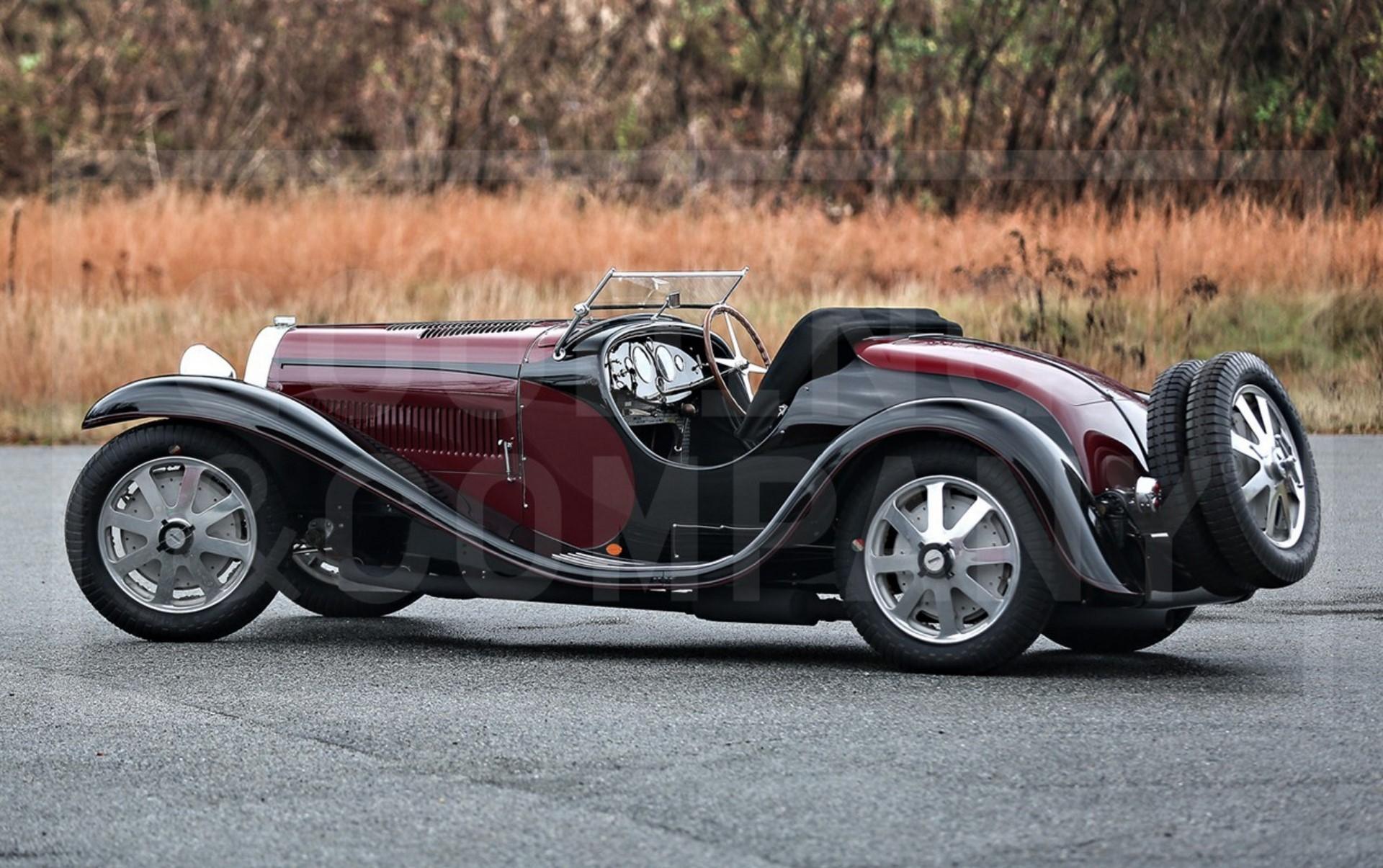 1931 Bugatti Type 55 ford sale (2)