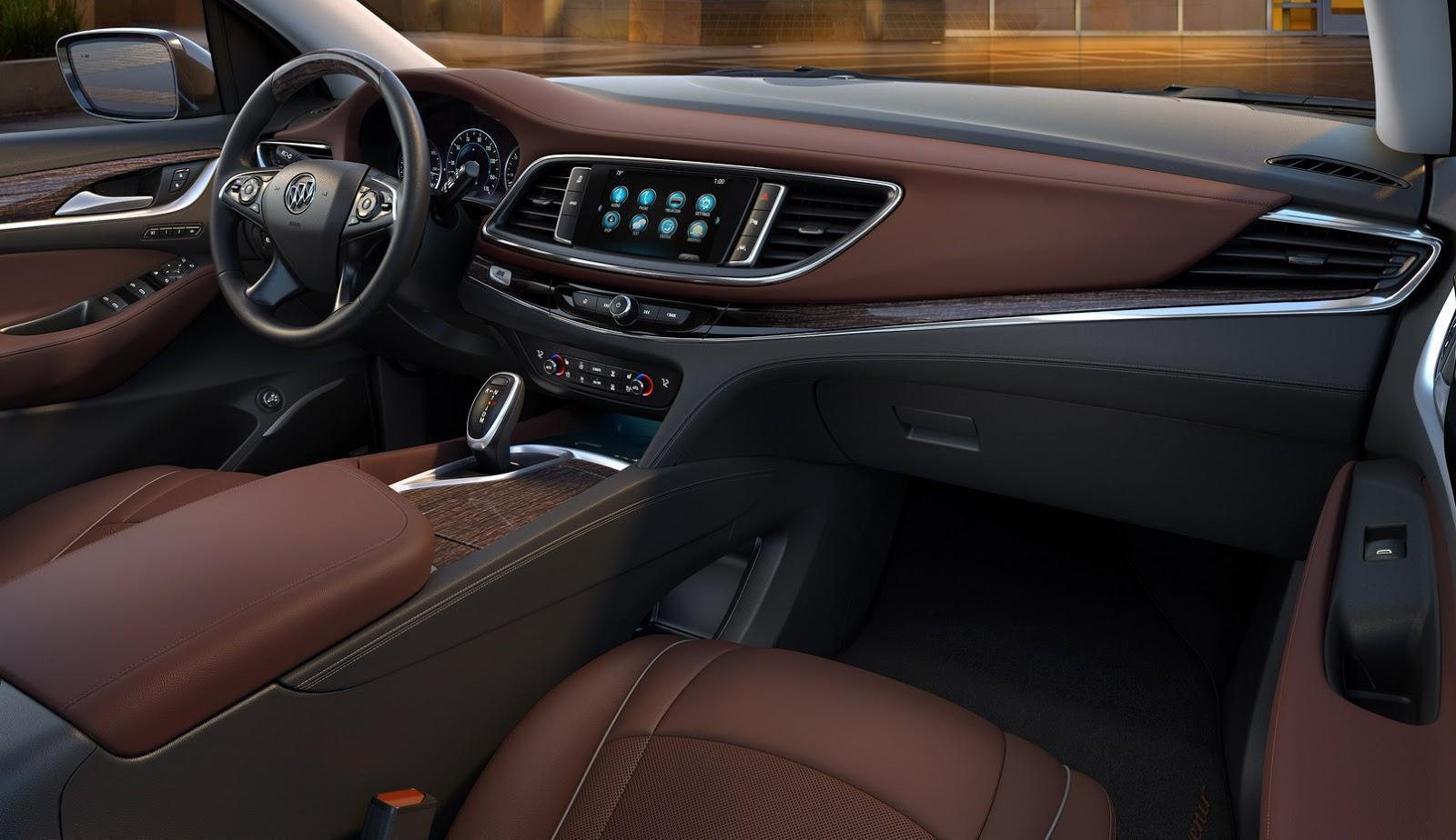 Buick Enclave Avenir 2018 (3)
