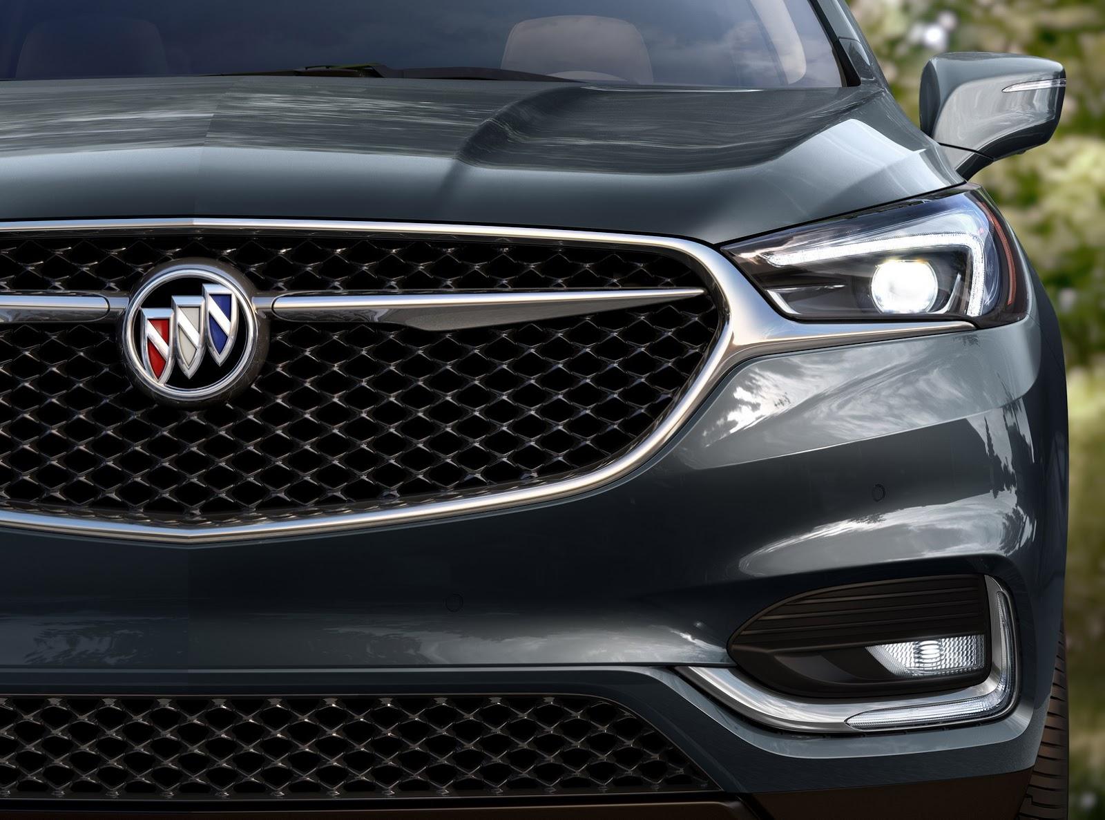 Buick Enclave Avenir 2018 (7)