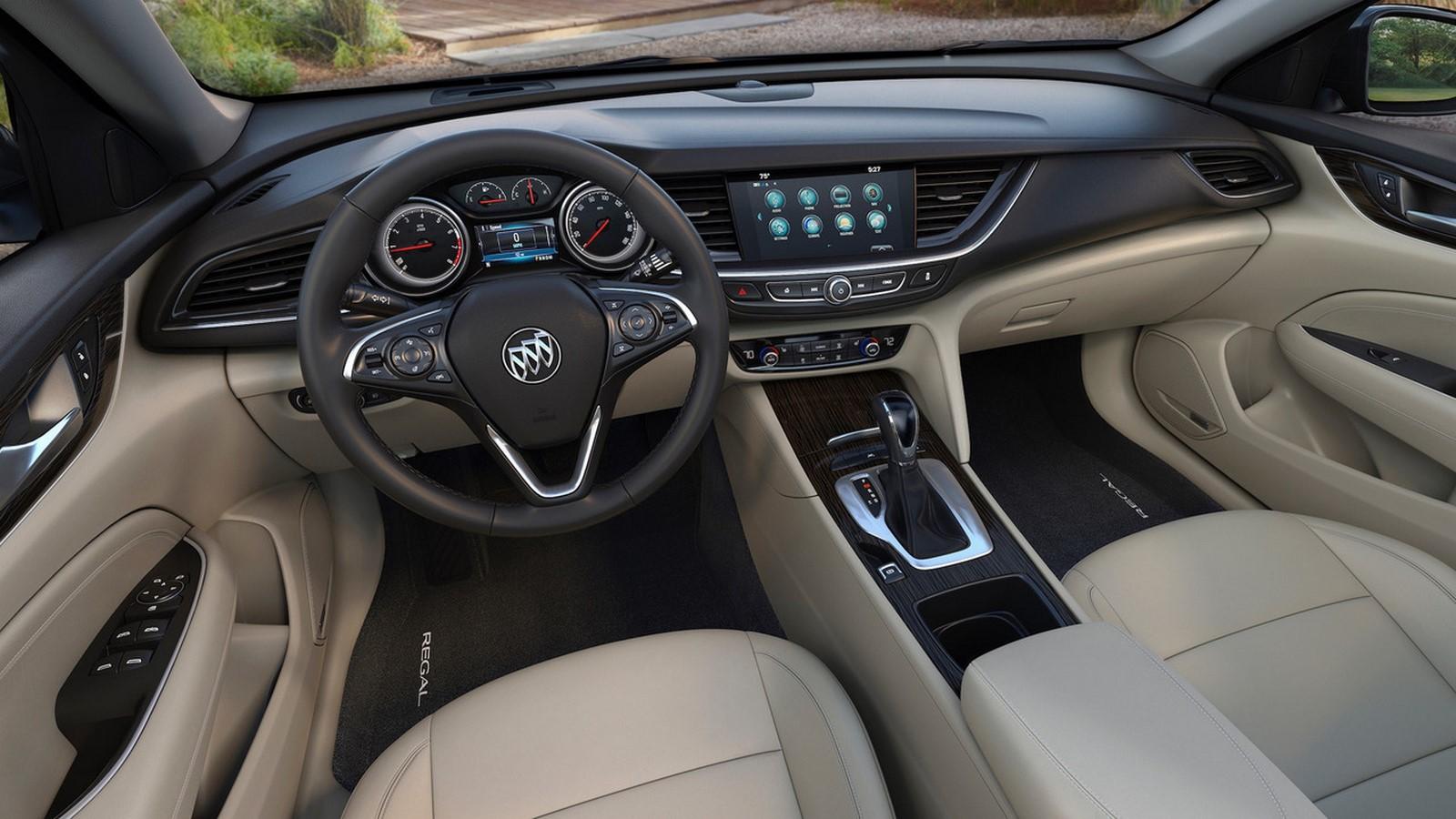 Buick Regal Sportback-8