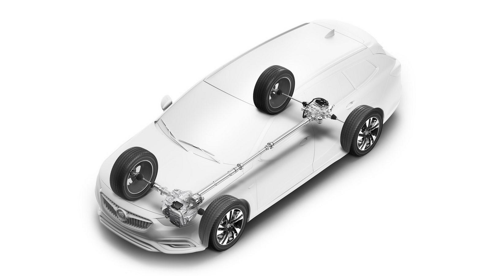 Buick Regal TourX-11