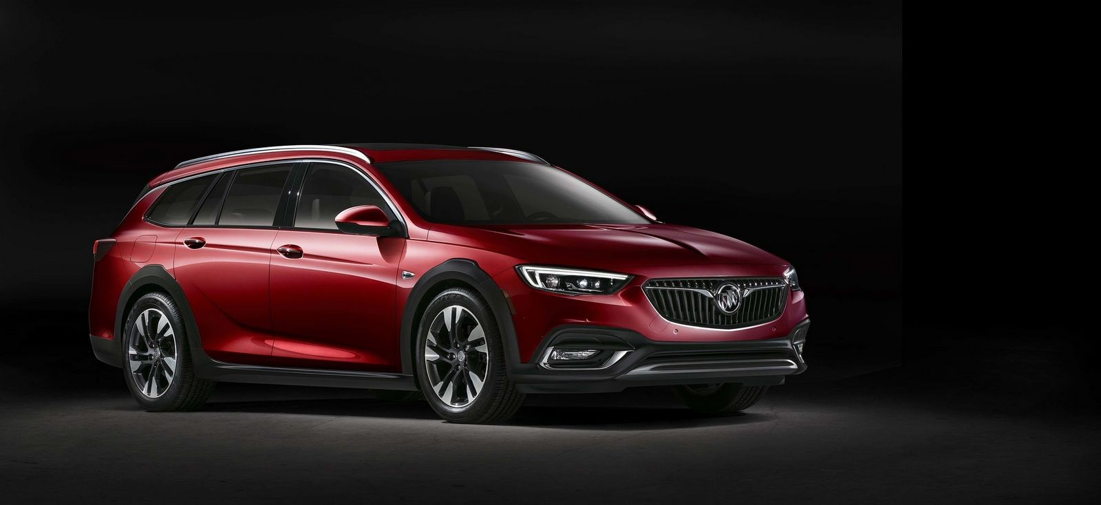 Buick Regal TourX-6
