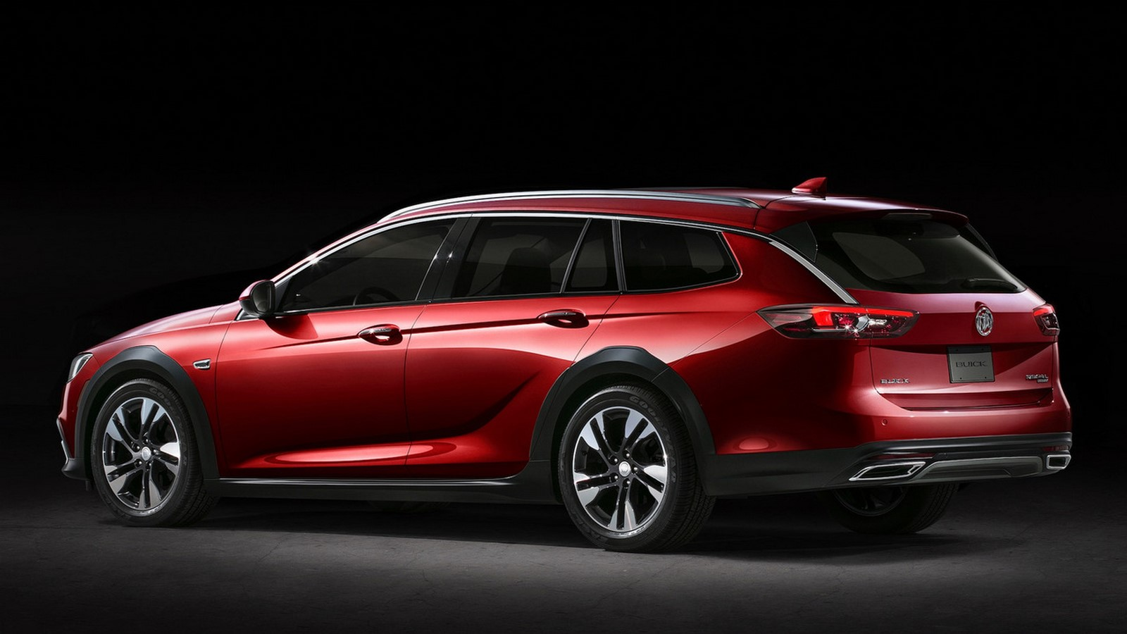 Buick Regal TourX-7