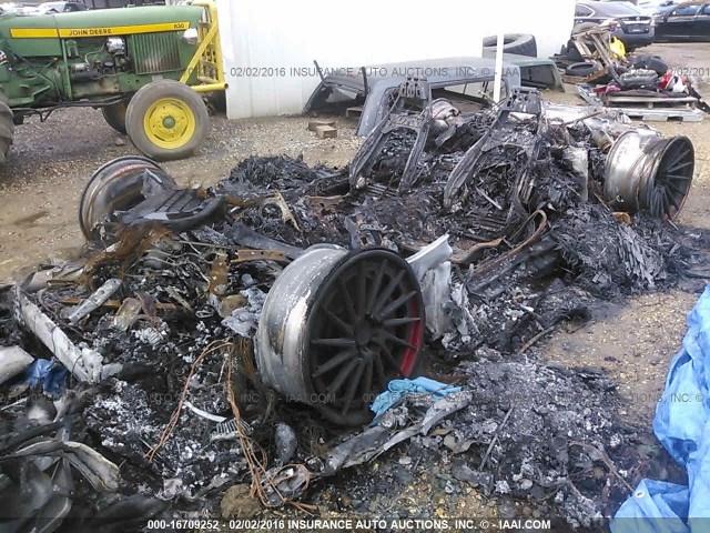 Burned Lamborghini Huracan for sale (2)