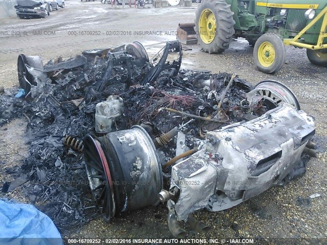 Burned Lamborghini Huracan for sale (3)