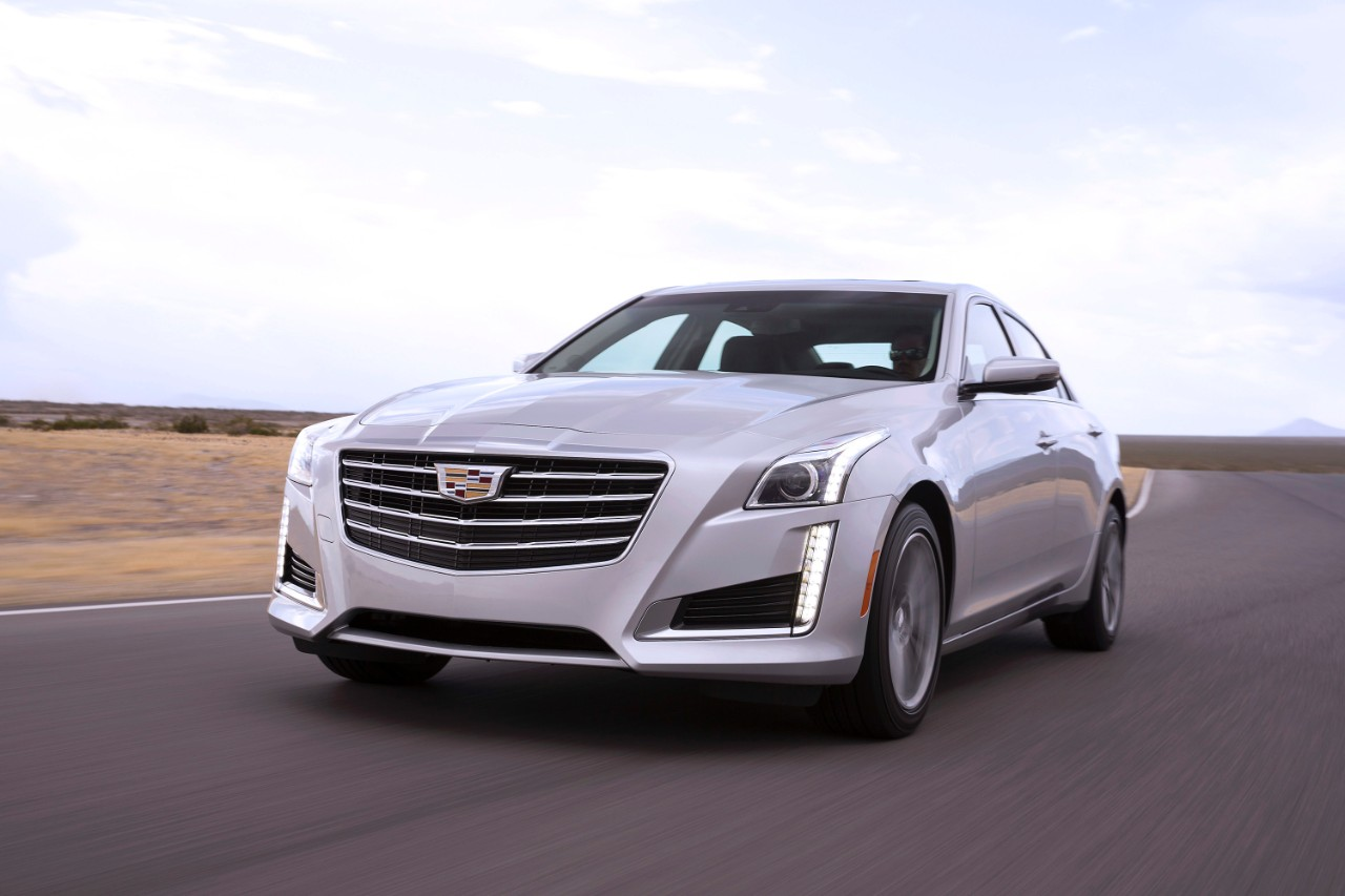 Cadillac introduces Vehicle-to-Vehicle (V2V) communications this month in the CTS performance sedan, beginning with 2017 interim model year cars in production now.