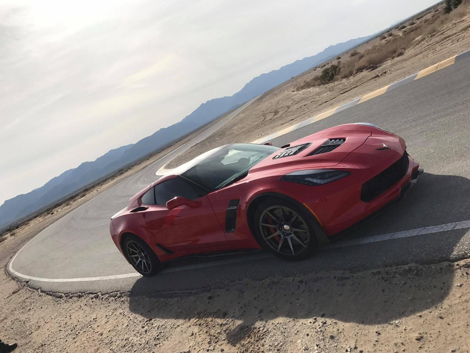 Callaway Corvette AeroWagen 1