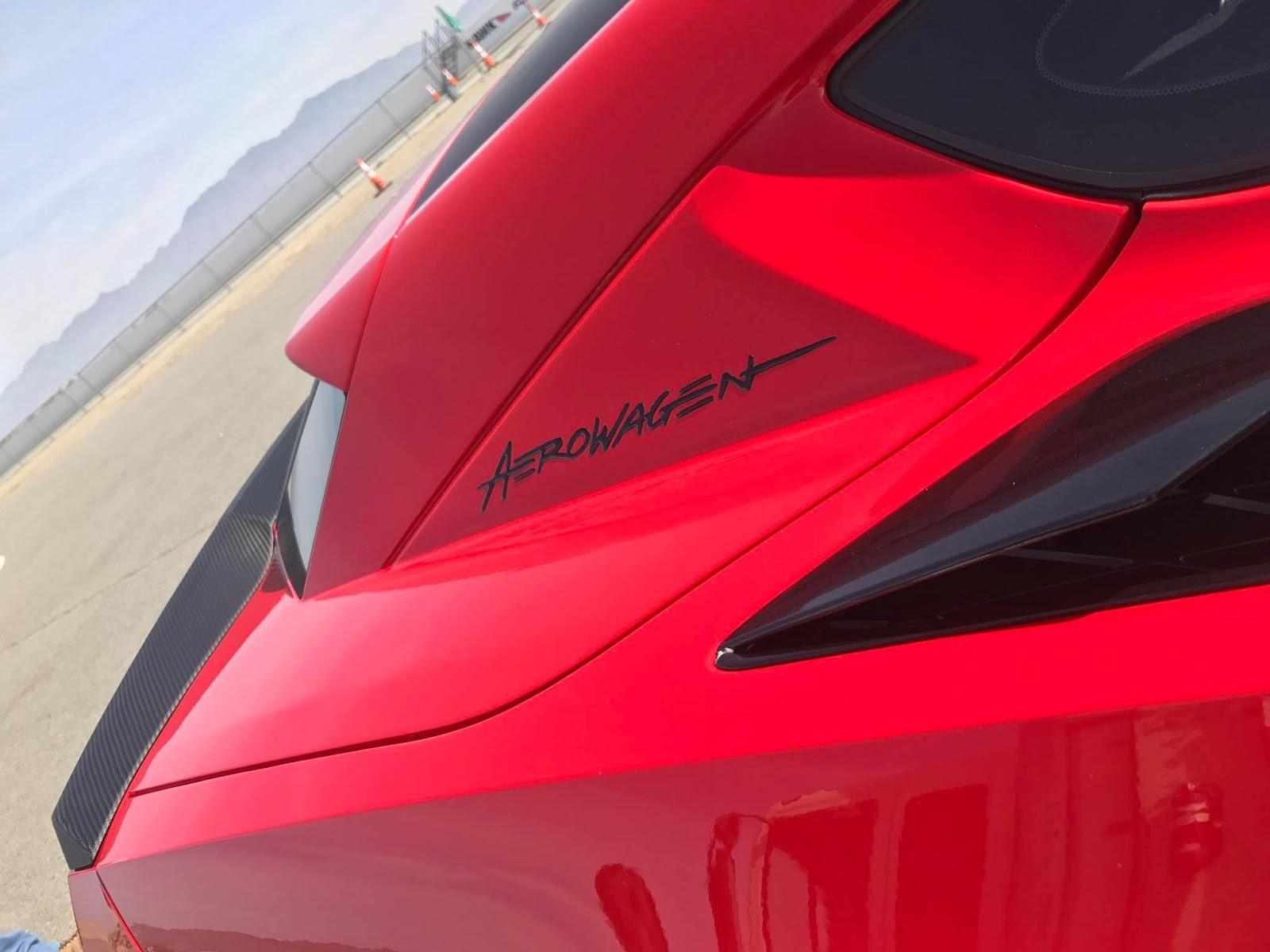 Callaway Corvette AeroWagen 2
