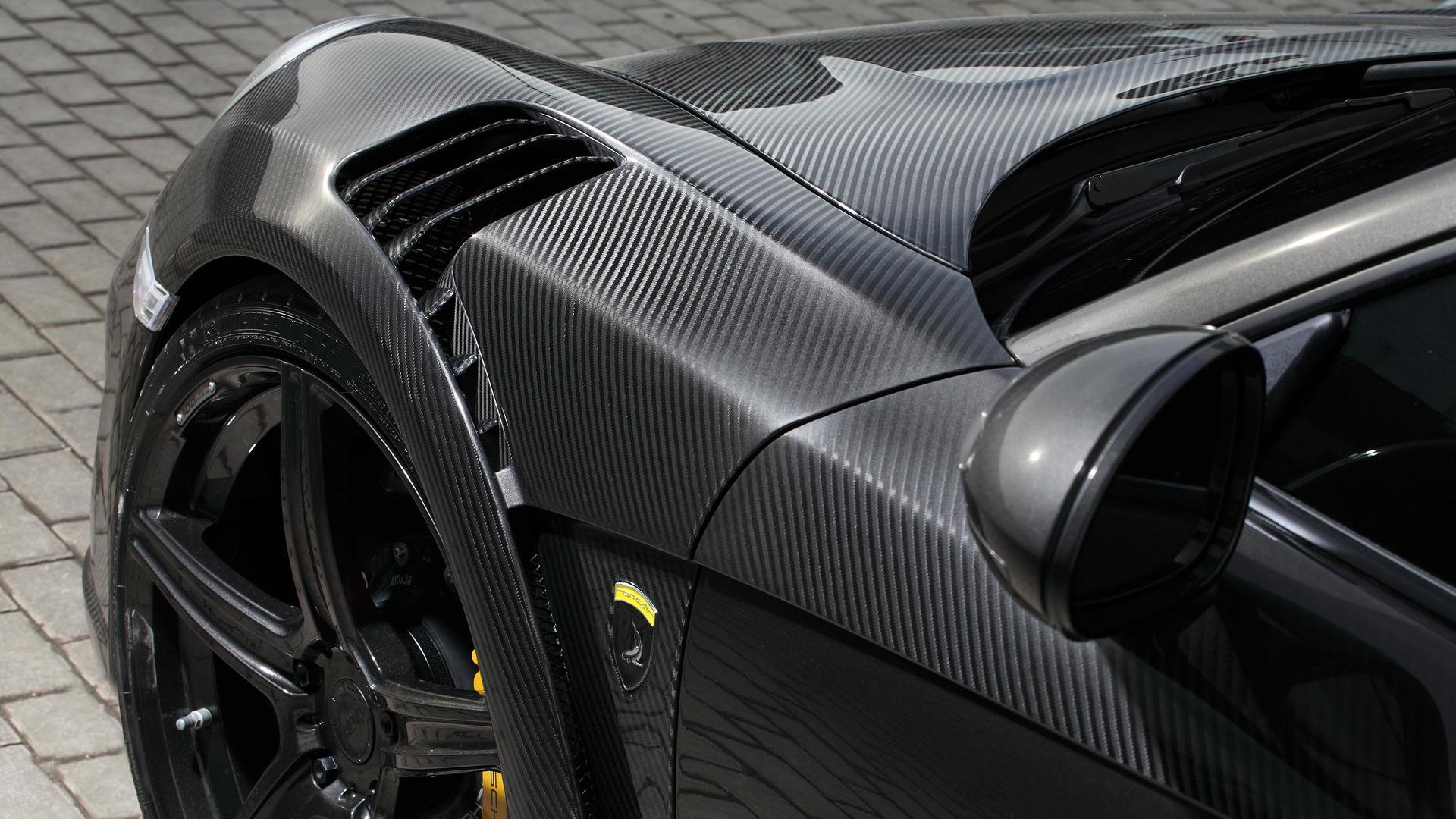 Carbon Porsche 911 Turbo Topcar (12)