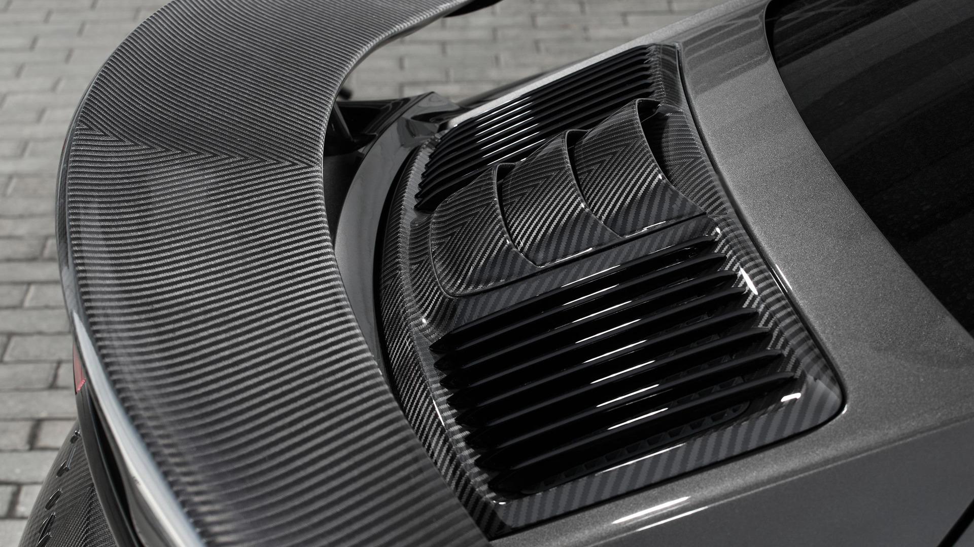 Carbon Porsche 911 Turbo Topcar (18)