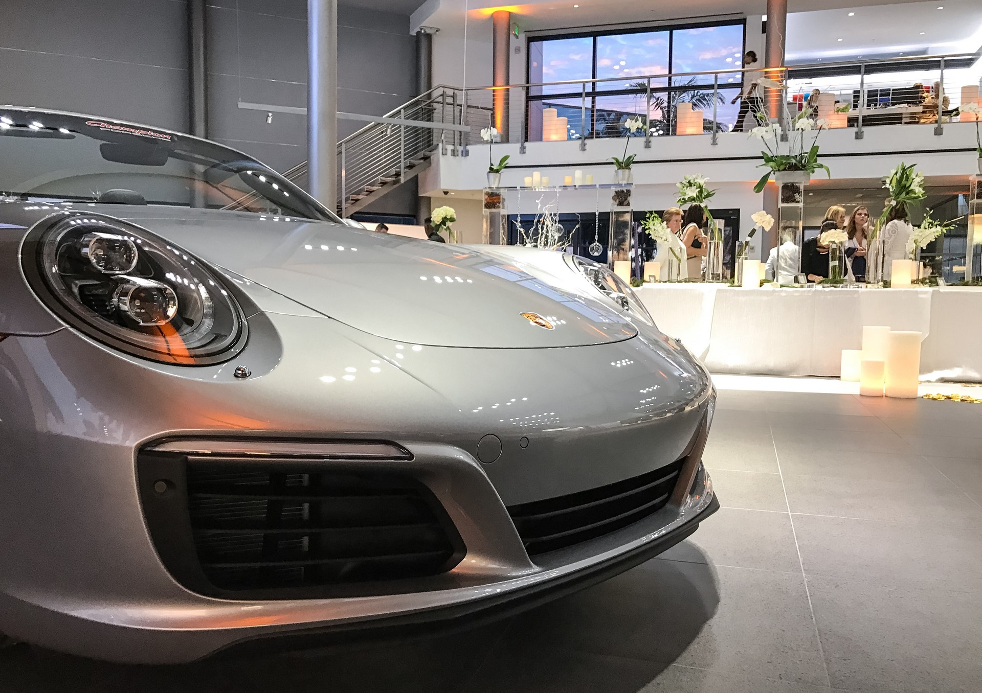 Champion Porsche wedding (10)