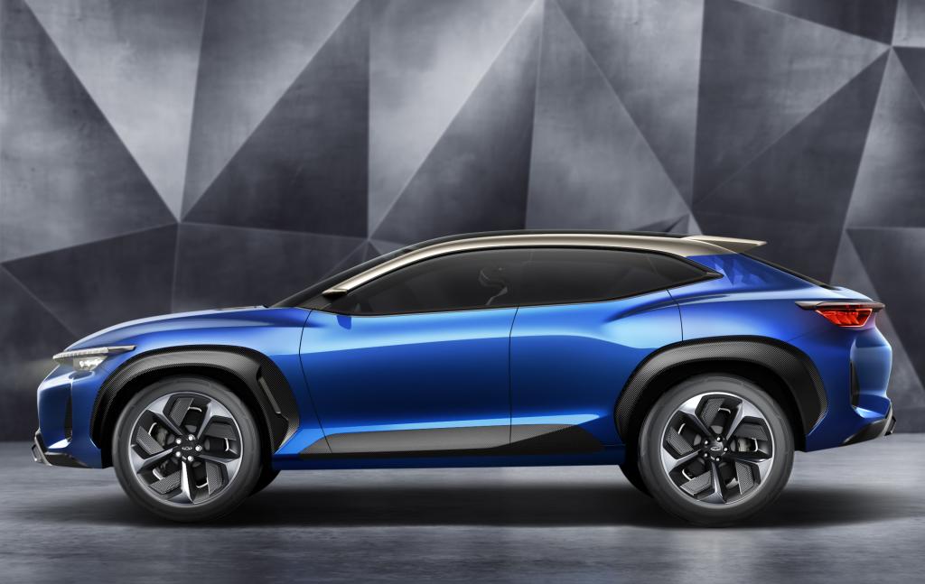 Chery-Tiggo Sport-Coupe-Concept