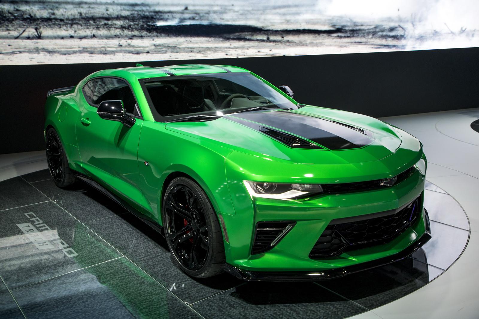 Chevrolet Camaro Track Concept (4)