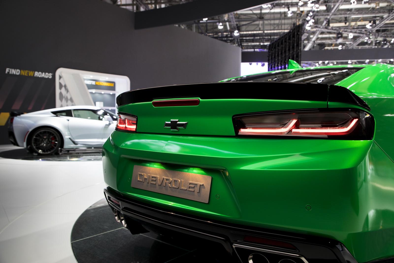 Chevrolet Camaro Track Concept (7)