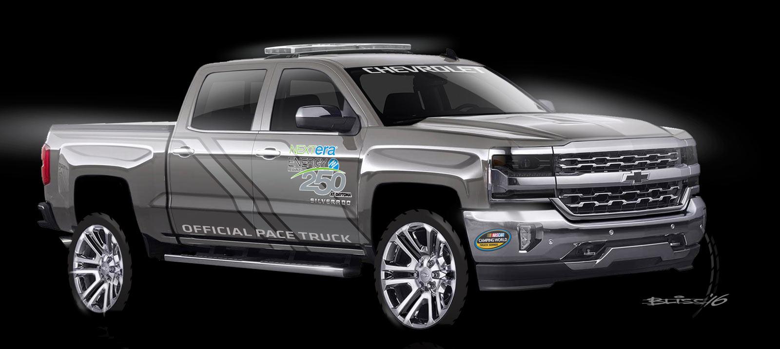 Silverado-Pace-Truck