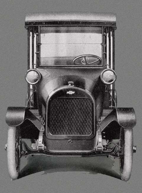 Chevy 1918 One-Ton