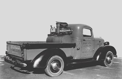 Chevy 1938 Half Ton