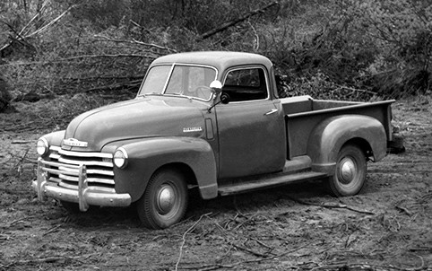 Chevy 1947 3100 Series