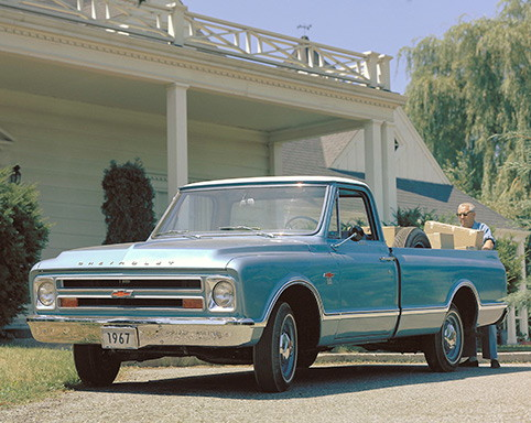 Chevy 1967 C10 Fleetside