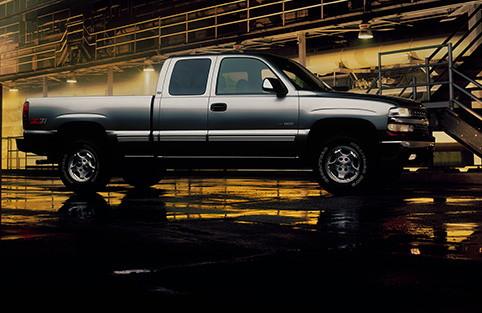 Chevy 1999 Silverado 1500 LT Z71