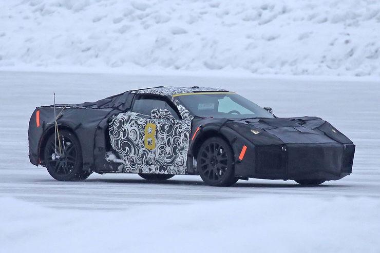 Chevrolet Corvette C8 Mid-Engined 2018 (2)