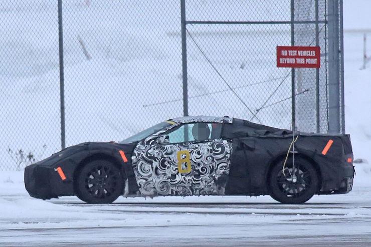 Chevrolet Corvette C8 Mid-Engined 2018 (7)