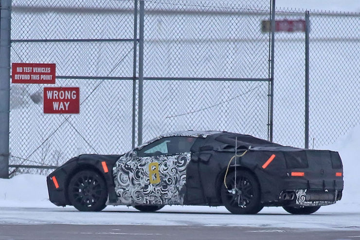 Chevrolet Corvette C8 Mid-Engined 2018 (8)