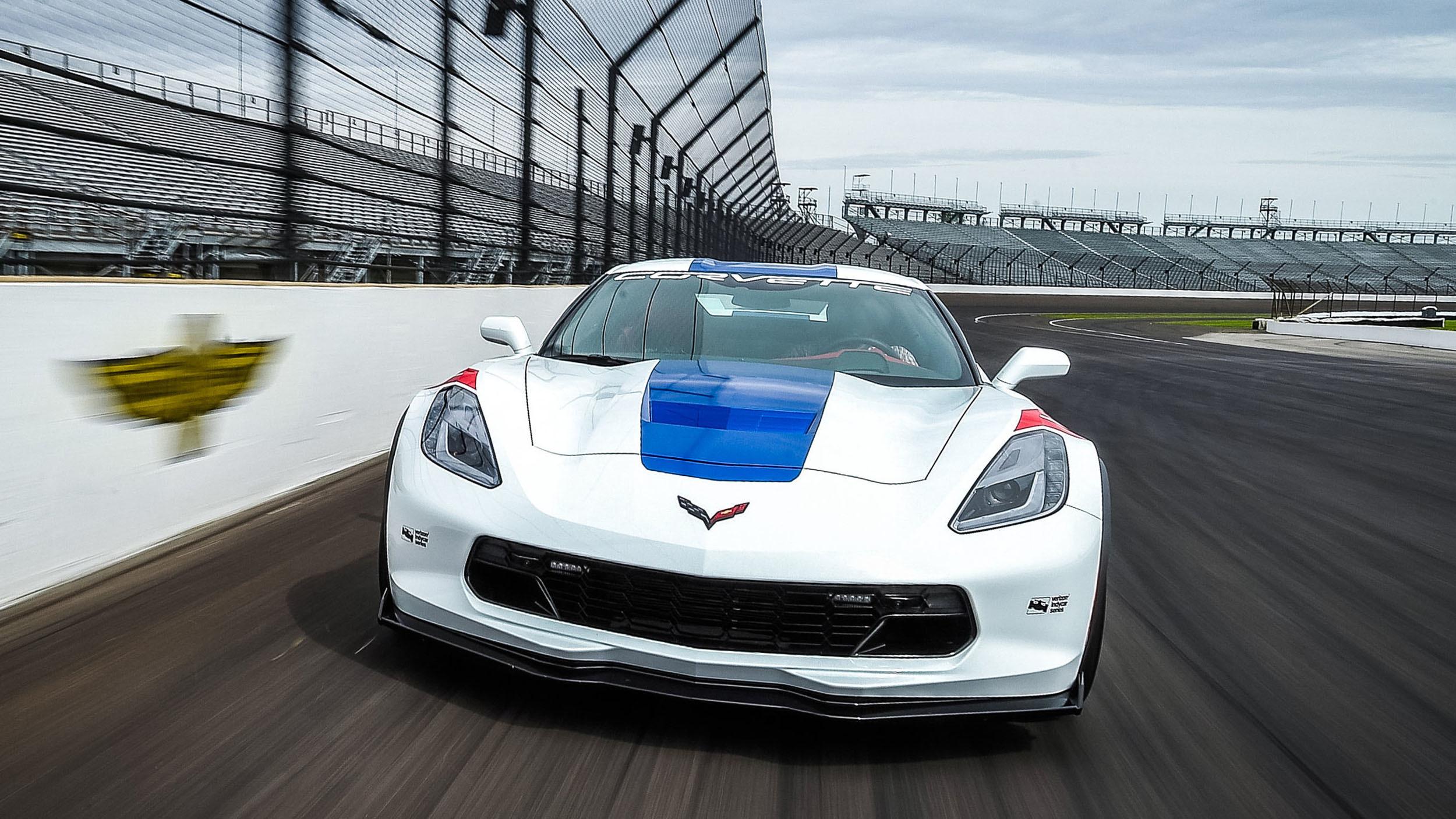 Chevrolet Corvette Grand Sport pace car Indy 500 (7)
