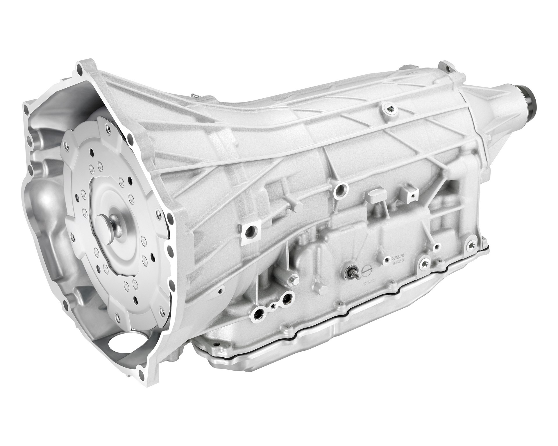 The all-new 10 speed automatic transmission is the first 10 speed automatic for a volume production car.  The performance 10 speed transmission transfers power and torque with quick shifts and maintains more engine power after each shift.