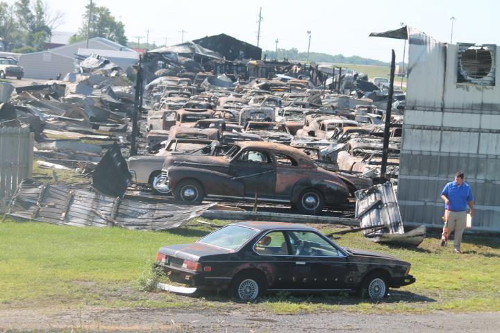 Country Classic Cars Staunton Il Fire (15)