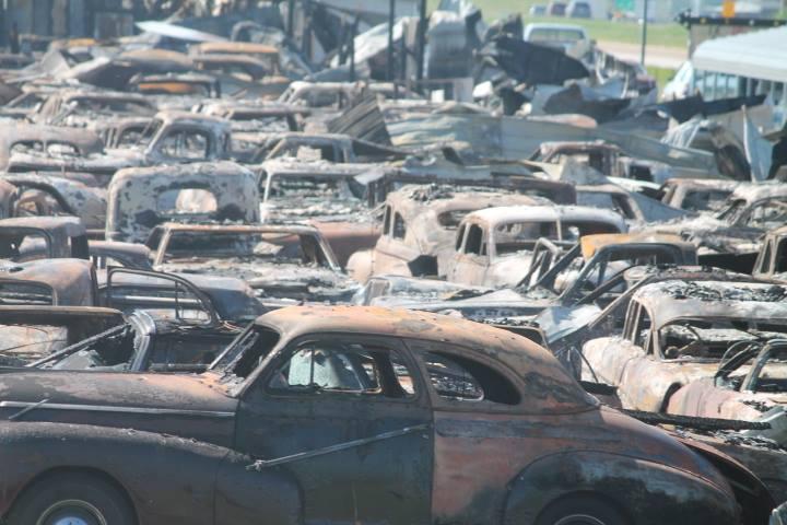 Country Classic Cars Staunton Il Fire (17)