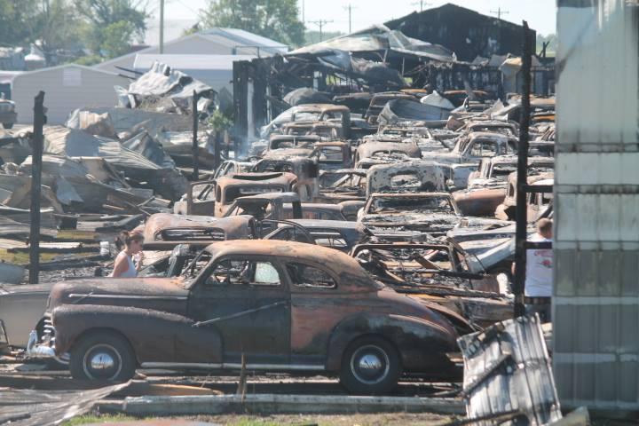 Country Classic Cars Staunton Il Fire (35)