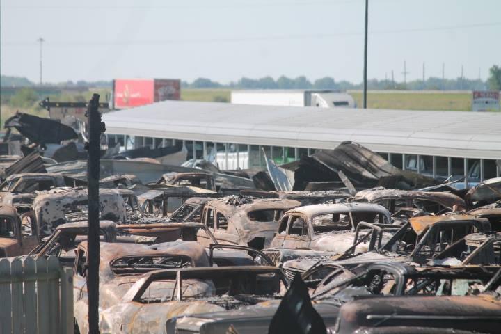 Country Classic Cars Staunton Il Fire (4)