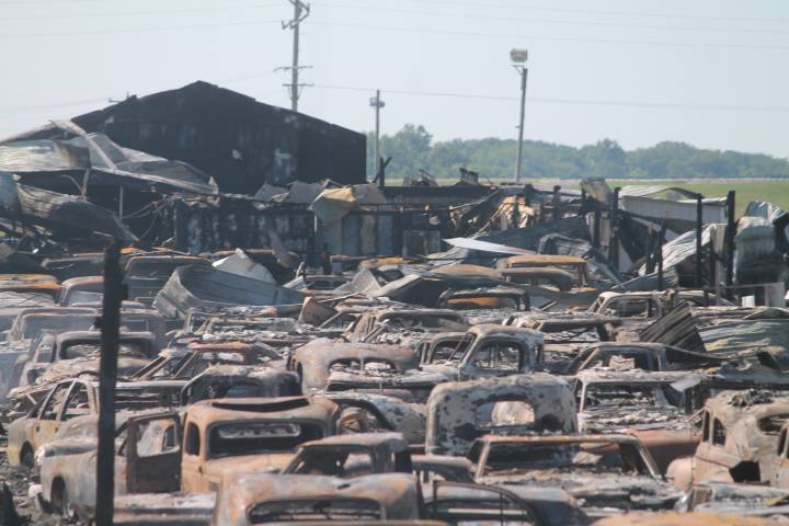 Country Classic Cars Staunton Il Fire (46)