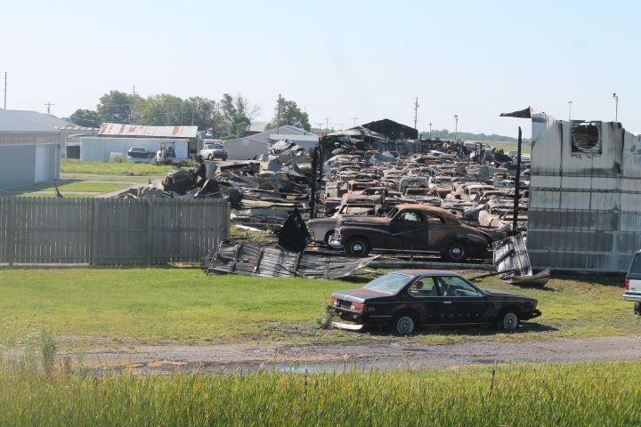 Country Classic Cars Staunton Il Fire (9)